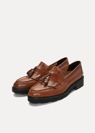 PRIVATE LOAFER NO.02 (5color) S#PS011