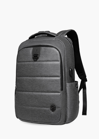 ARC-GRAY CITY12x4 BACKPACK B#AH211