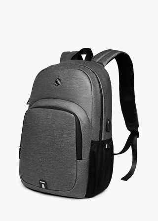 ARC-GRAY CITY TRIPLE BACKPACK B#AH212