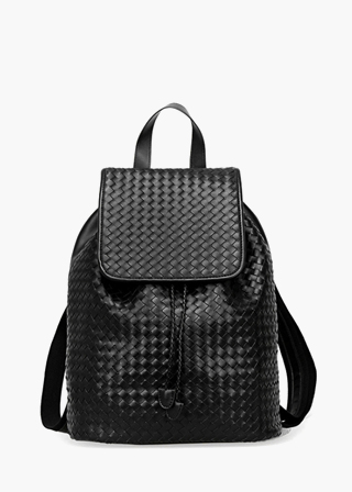Bergamo Backpack No 19 (1color) B#PR019